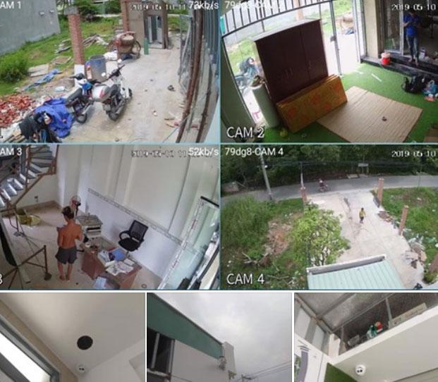 lắp camera quan sát chất lượng hd sử dụng nhữn sản phẩm camera quan sát có dây chất lượng tốt