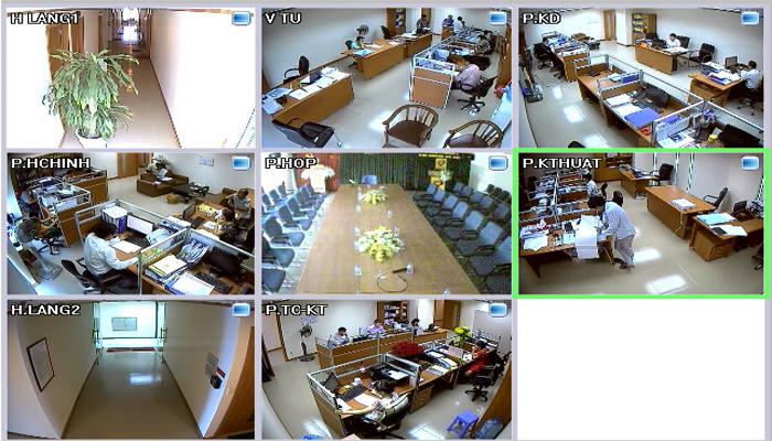 camera ip wifi cho văn phòng