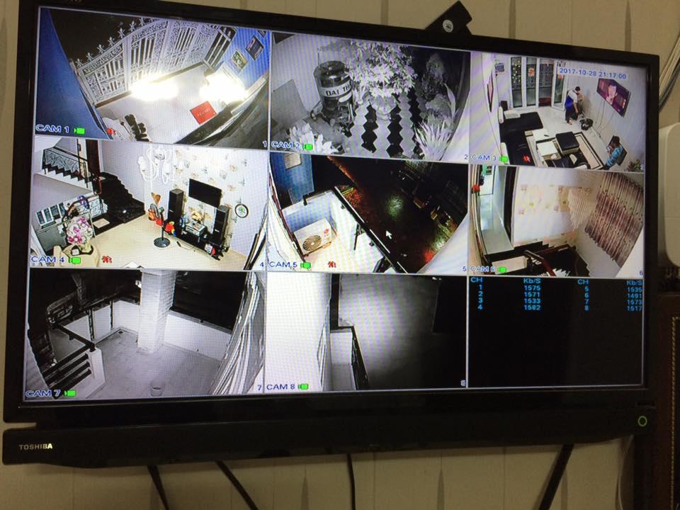 báo giá lắp đặt camera quan sát chất lượng hình ảnh tốt