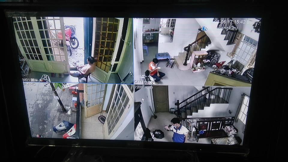 lắp đặt camera quan sát cho gia đình ở quận 2 chất lượng