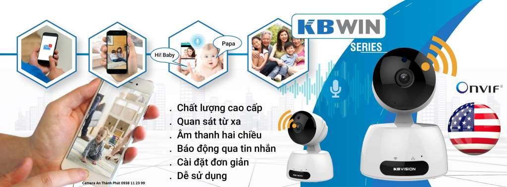 lắp camera quan sát giá rẻ thương hiệu camera quan sát kbvision usa chất lượng