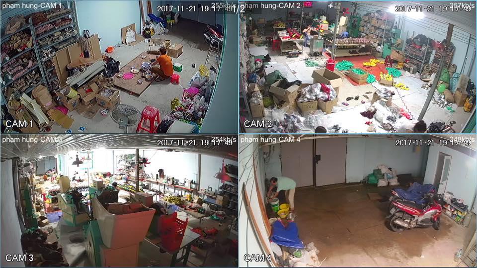 lắp đặt camera quan sát cho văn phòng hình ảnh đẹp chất lượng full hd
