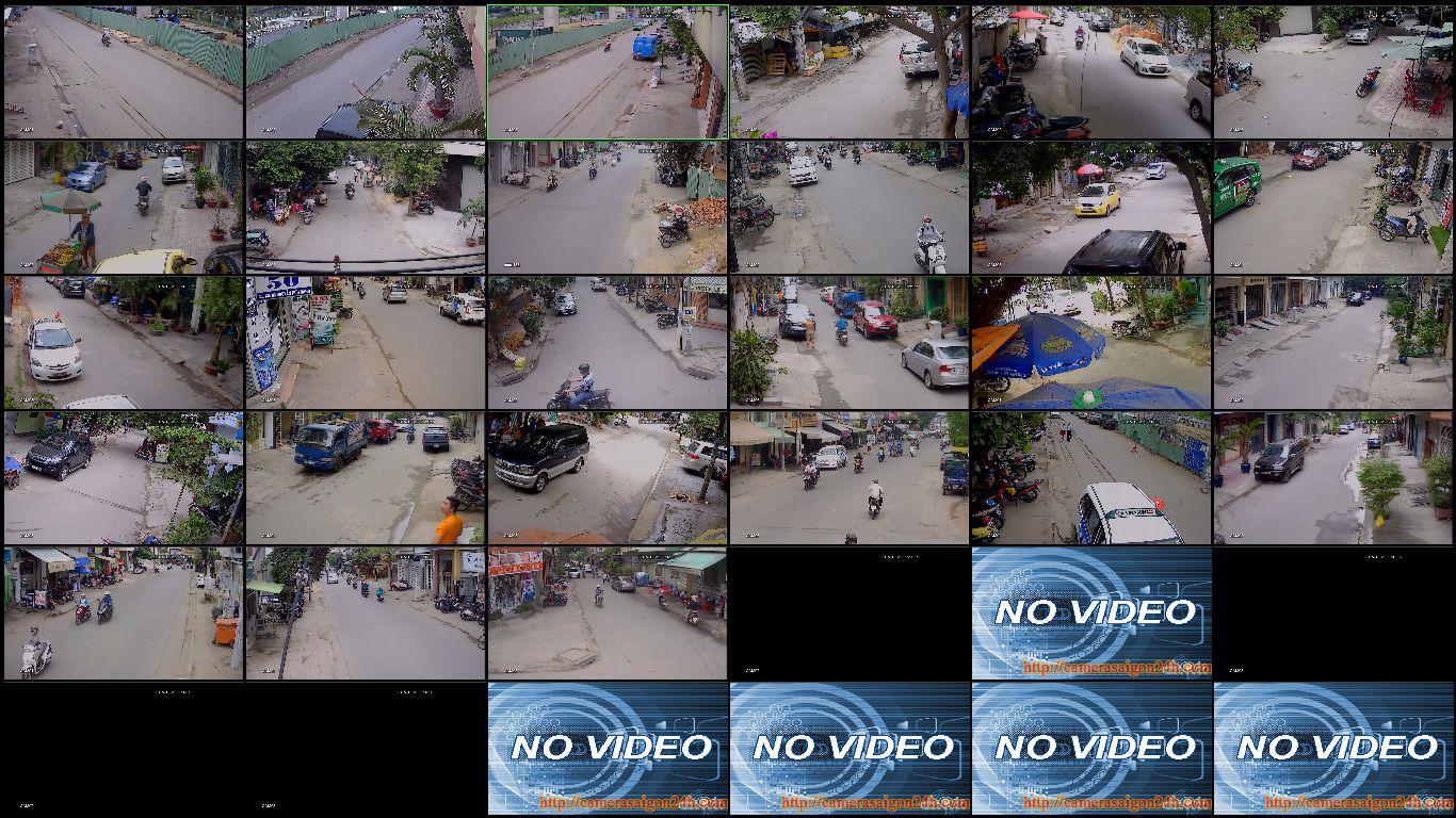 hệ thống camera quan sát khu phố 6 phường 22 quận bình thạnh