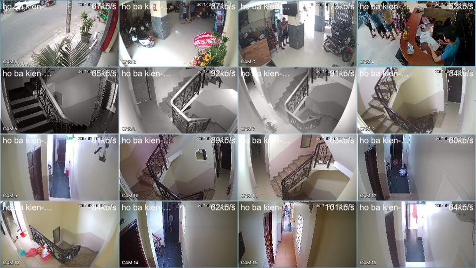 lắp đặt camera quan sát cho nhà nghĩ với giá sỉ