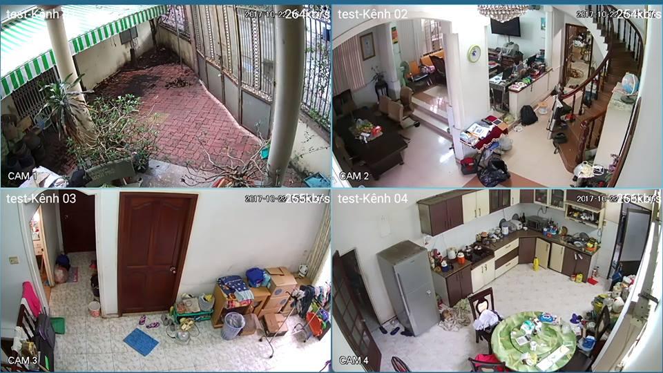 lắp đặt camera quan sát gia đình quận 11