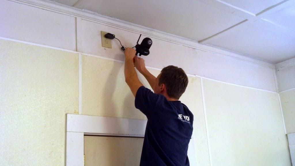 Kiểm soát ngôi nhà bạn với hệ thống camera an toàn