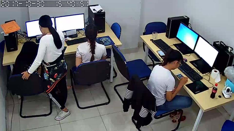 camera quan sát dành cho văn phòng