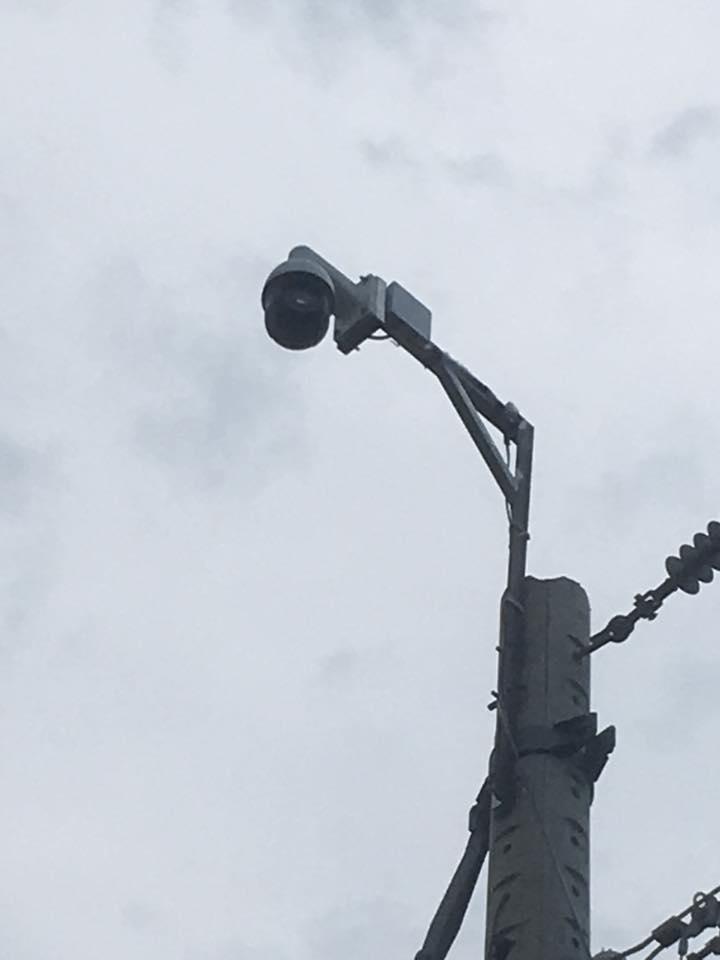 Lắp đặt camera quan sát vườn thanh long