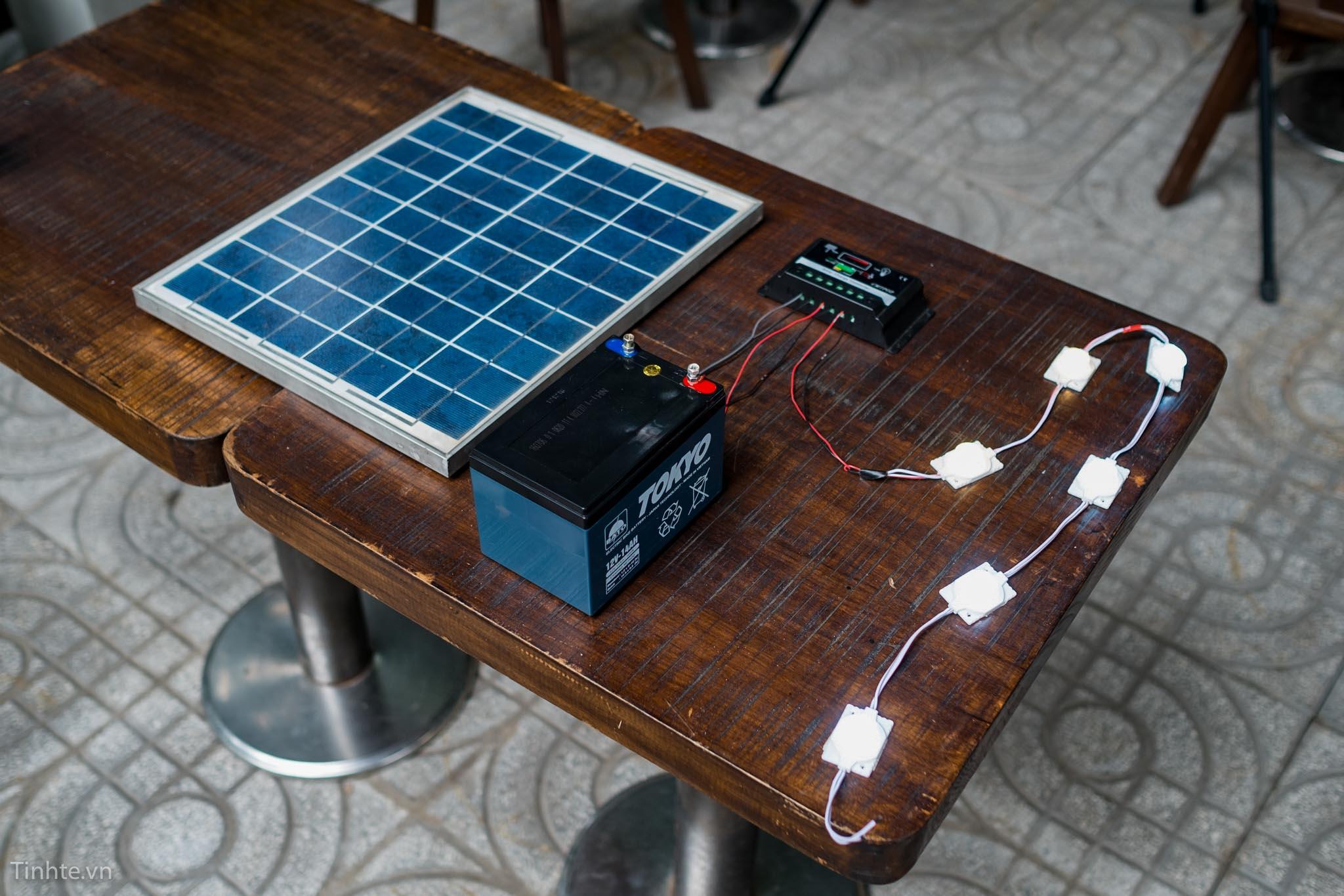 năng lượng mặt trời nguồn năng lượng vô tận sử dụng cho camera quan sát