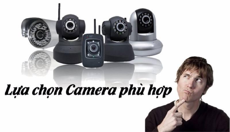 lựa chọn camera quan sát giá rẻ