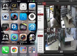 phần mềm xem camera, phần mềm xem camera quan sát trên điện thoại, camera quan sát trên điện thoại