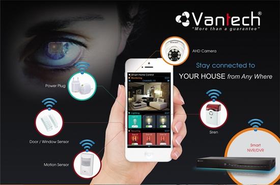 Lắp camera quan sát Vantech , camera hãng vantech , thương hiệu vantech , camera quan sát vantech , thương hiệu camera vantech ,