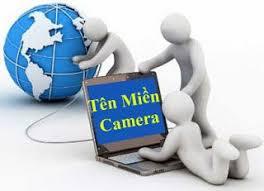 camera quan sát xem qua mạng điện thoại bằng tên miền