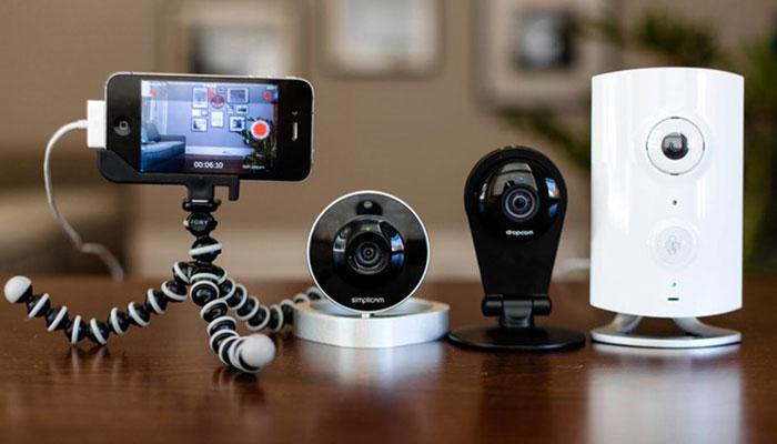 Thiết bị camera thông minh ứng dụng hiện nay