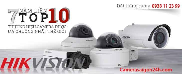 Lắp đặt camera quan sát trọn bộ hikvision giá rẻ