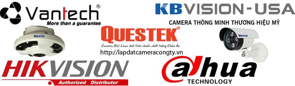 một số thương hiệu camera quan sát giá rẻ chất lượng