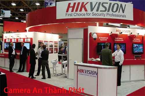 lắp camera hikvision trọn bộ giá rẻ