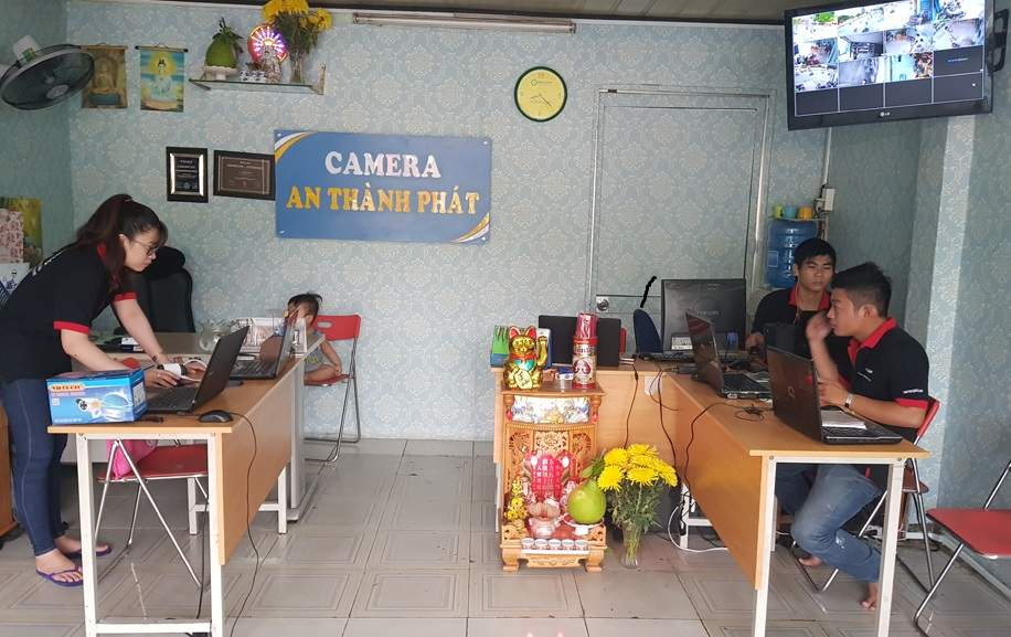 Công ty lắp camera tại quận 5 An Thành Phát