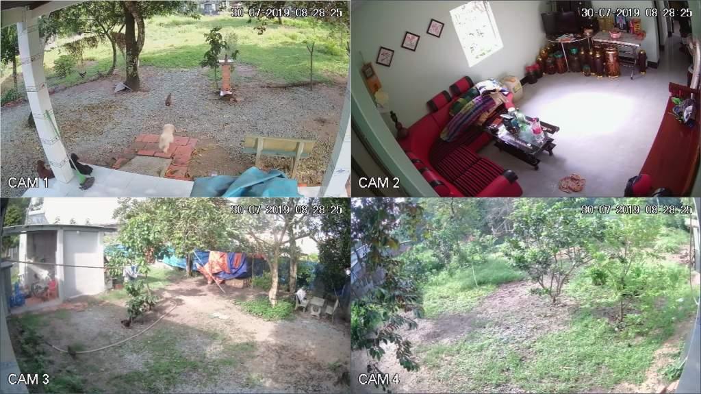 lắp camera kbvision giá rẻ chát lượng tốt