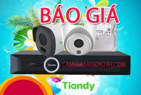 báo giá camera tiandy chất lượng