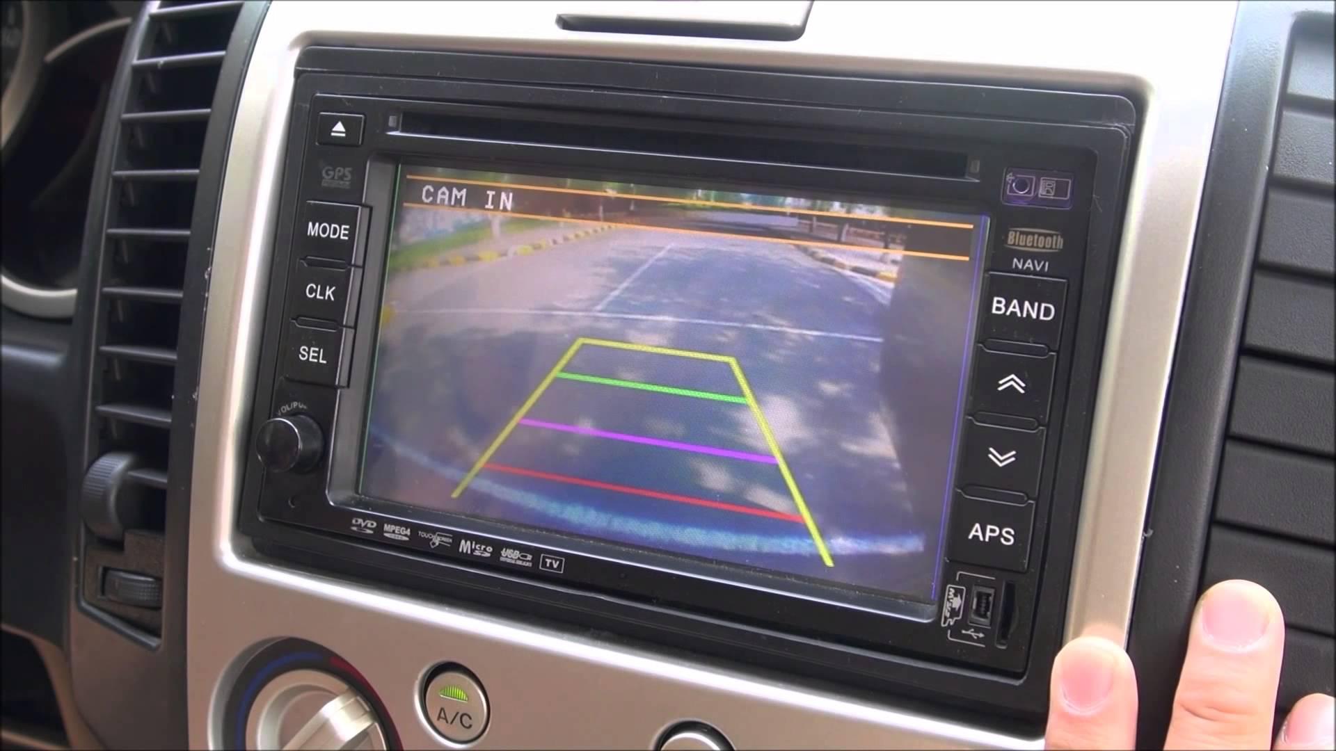 camera lùi xe, camera lùi xe ô tô, lắp camera lùi xe, lắp đặt camera lùi cho ô tô