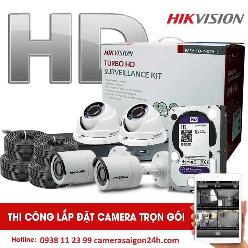 báo giá camera hikvision, camera hikvision giá rẻ