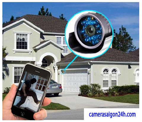 Lắp camera gia đình giá rẻ chất lượng