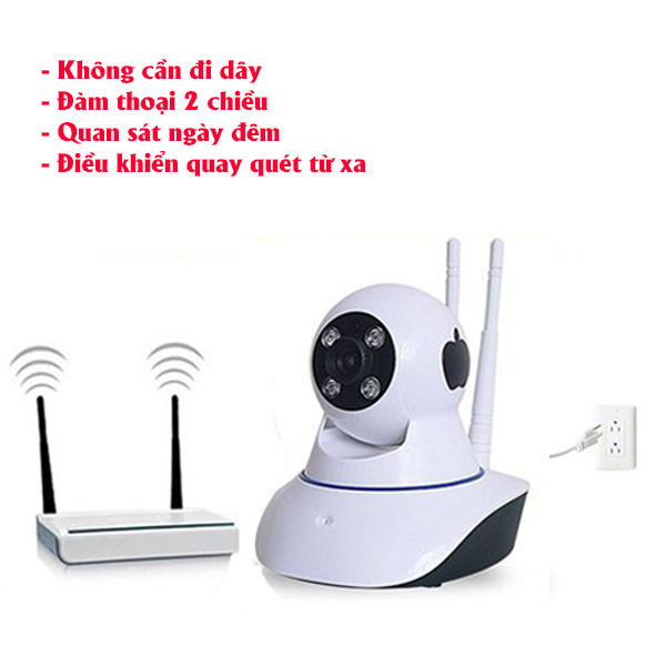 Những camera wifi không dây giá rẻ cần quan tâm khi lắp đặt camera,lắp đặt camera wifi, camera giá rẻ, camera chính hãng camera giám sát , dịch vụ lắp camera, camera wifi khuyến mãi