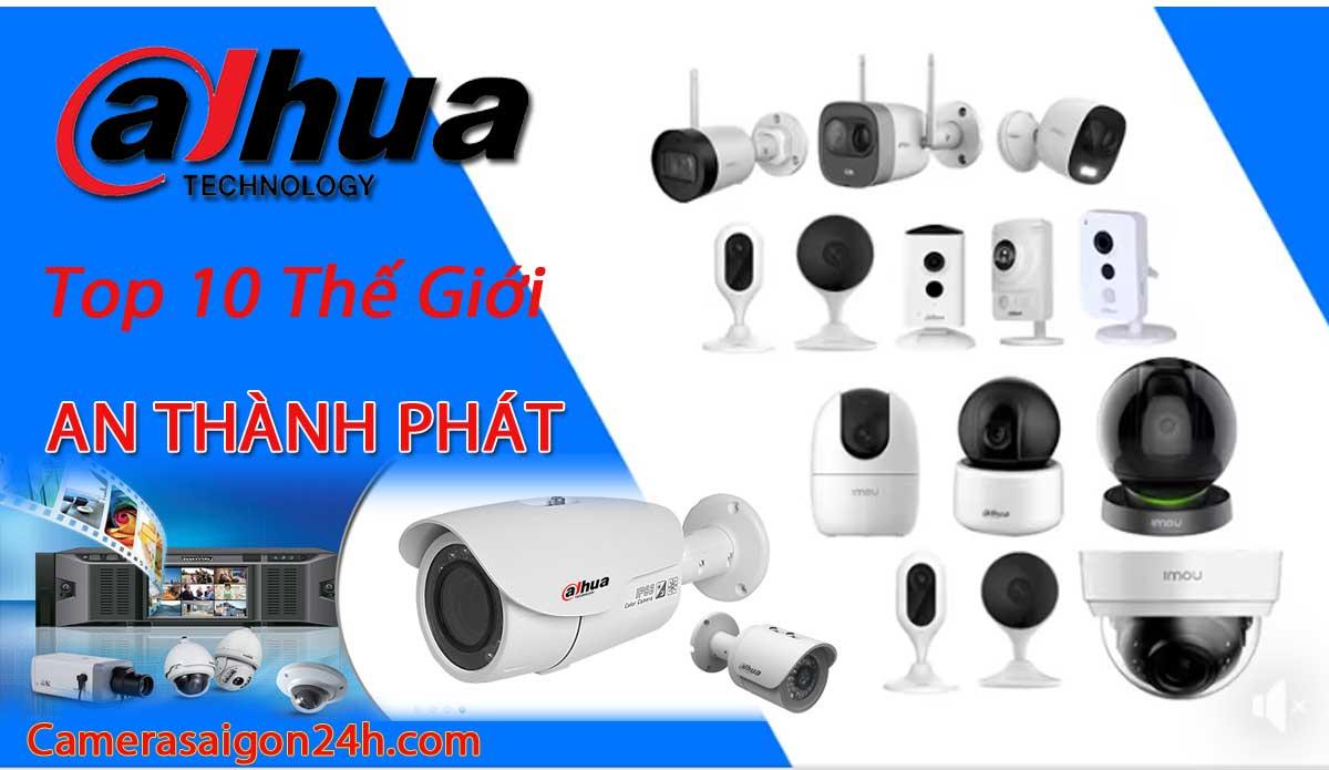lắp đặt camera Dahua giá rẻ