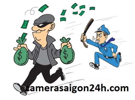 camera giám sát bắt trộm, camera ghi lại trộm cắp, camera bắt trộm