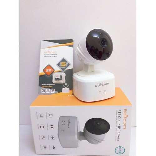 lắp camera quan sát wifi không dây E2