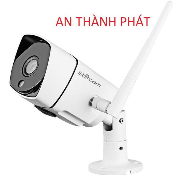 lắp camera wifi ngoài trời chất lượng tốt ebitcam