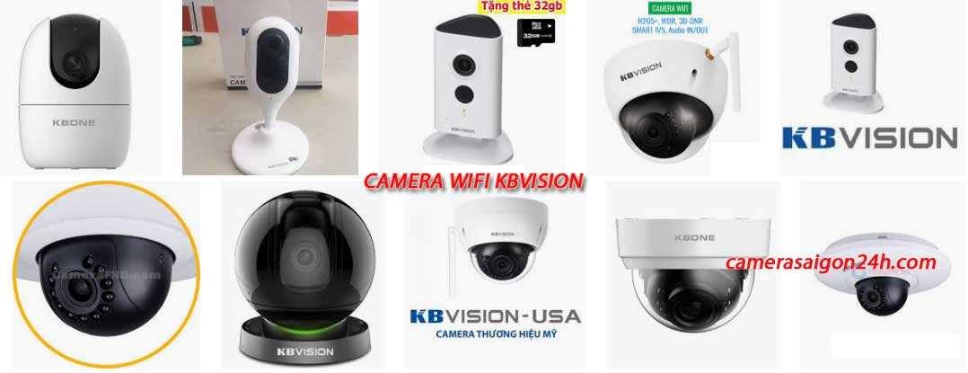 lắp camera wifi kbviison giá rẻ tiết kiệm chi phí chất lượng tốt