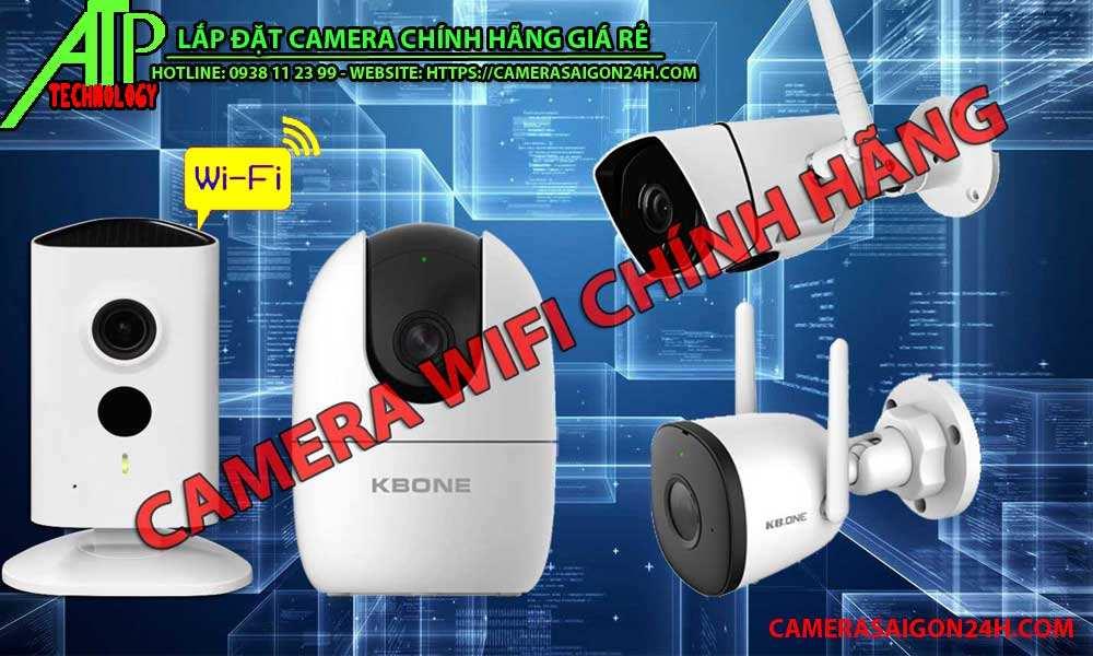 Hướng dẫn mua camera wifi giá rẻ chính hãng