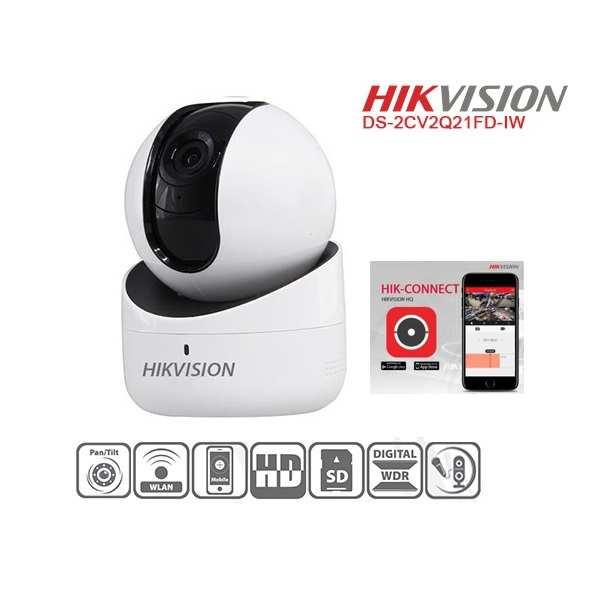 lắp đặt camera wifi giá rẻ hikvision