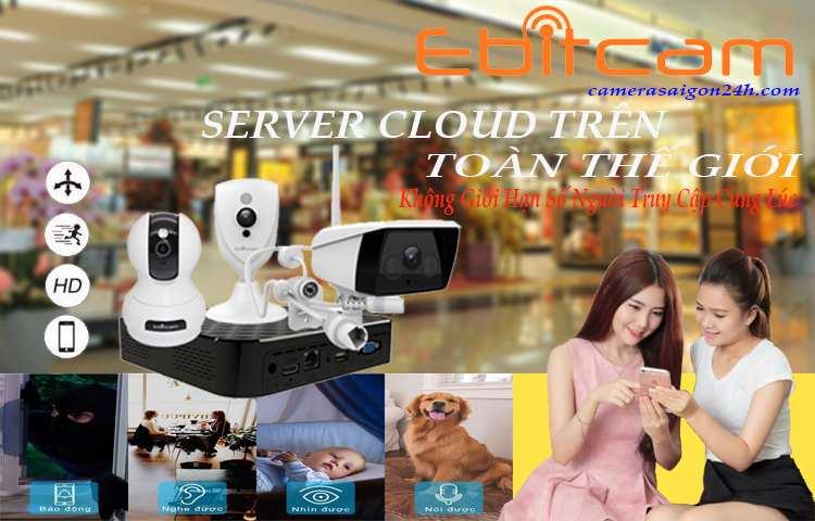Giới thiệu camera Ebitcam