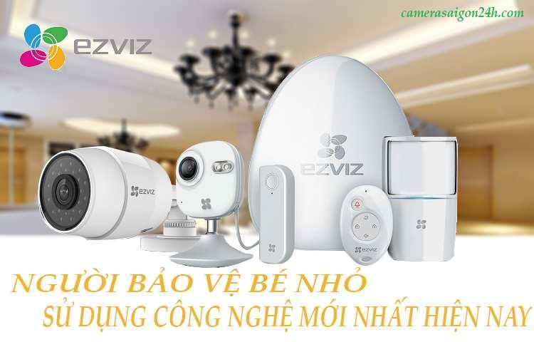 Giới thiệu camera quan sát Ezvip