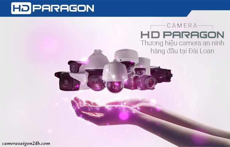 Giới thiệu camera HDparagon