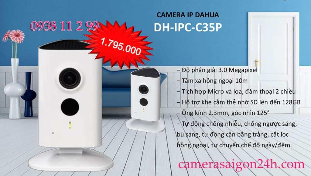 Lắp Camera giám sát wifi cho văn phòng giá rẻ