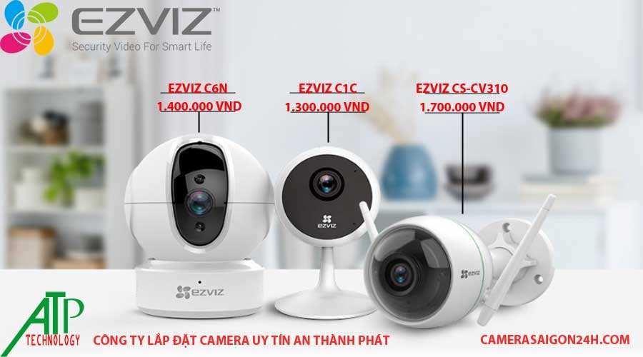 camera chính hãng giá rẻ ezviz