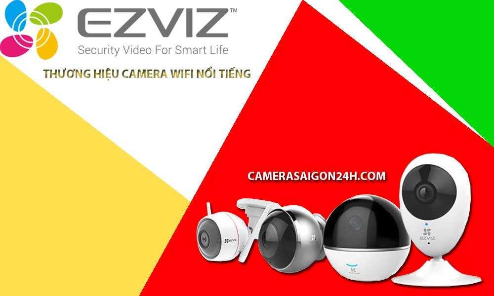 phân phối camera wifi chính hãng giá rẻ EZVIZ
