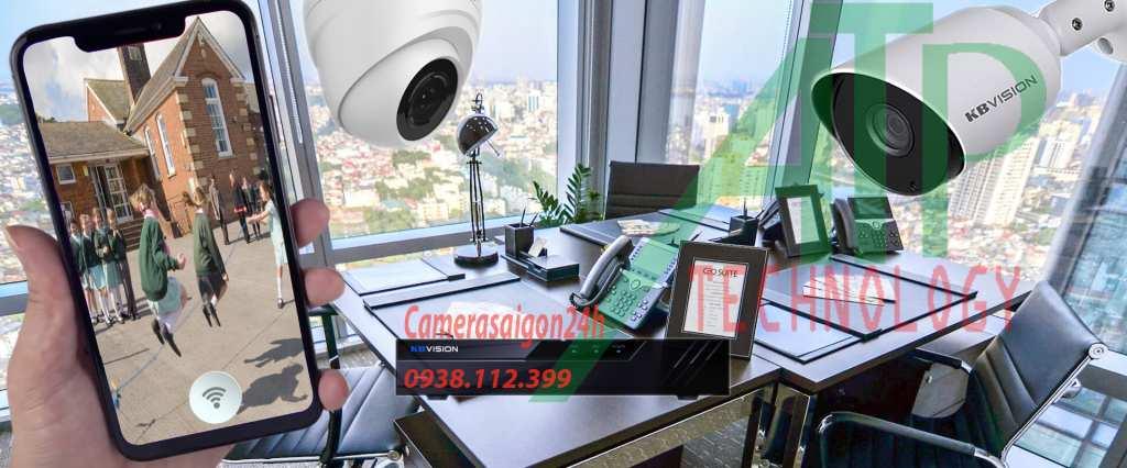lắp camera giám sát cửa hàng giá re chất lượng tốt