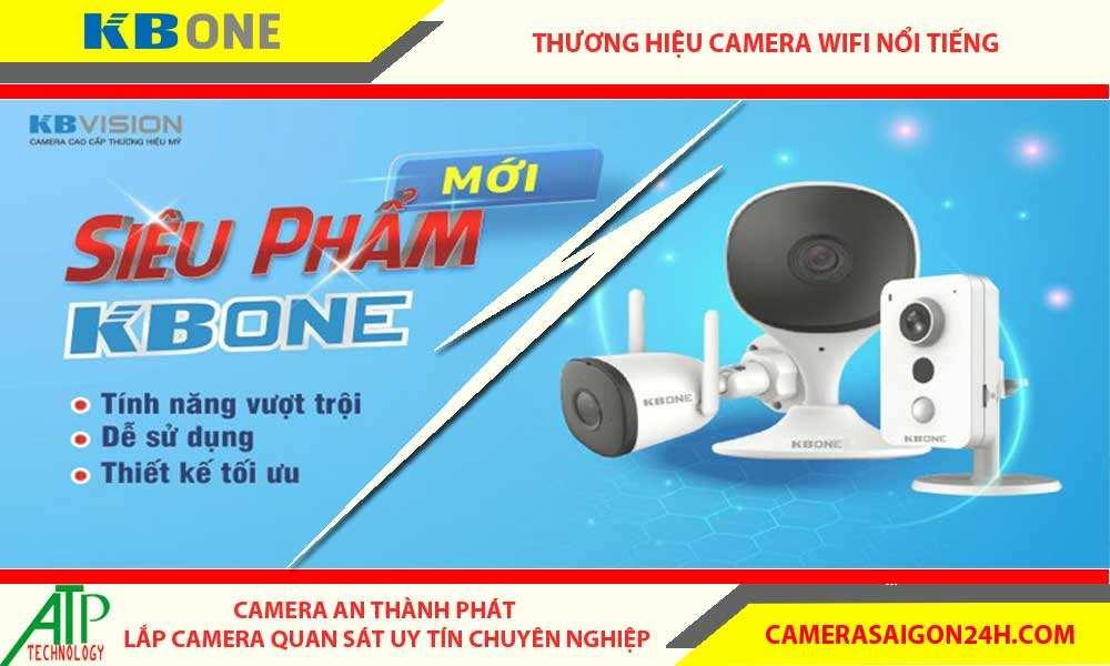 phân phối camera wifi KBONE giá sỉ uy tín