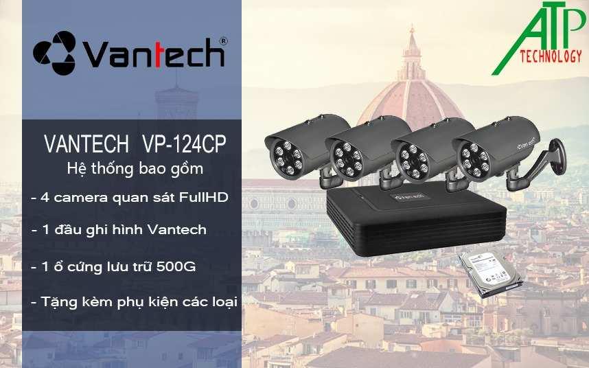 Lắp camera Vantech giá rẻ có tốt không?