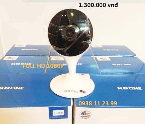 lắp camera wifi kbvision Lắp camera wifi KBONE KN-H21W