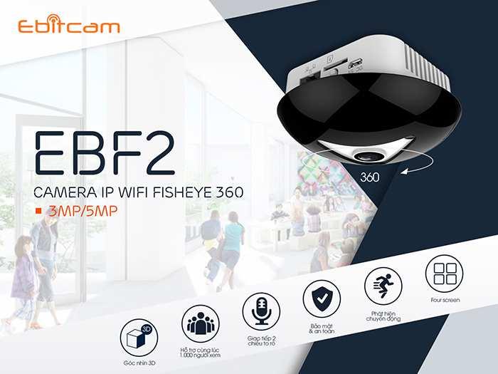 lắp camera quan sát ebitcam