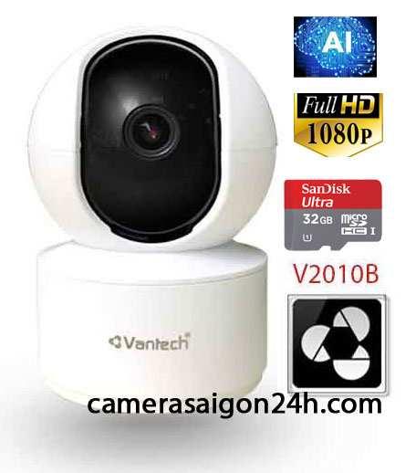 lắp camera wifi vantech AI-V2010B
