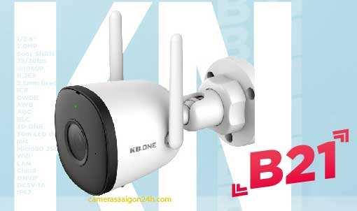Lắp camera wifi Kbone B21 lắp camera wifi ngoài trời giá rẻ tiết kiệm chi phí