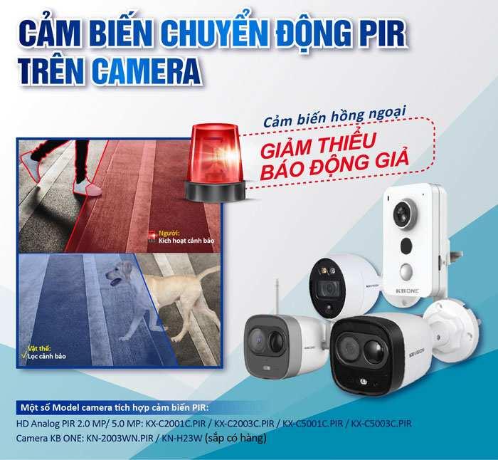 lap camera kn-h23w giá rẻ chất lượng dịch vụ lắp camera wifi hình ảnh HD