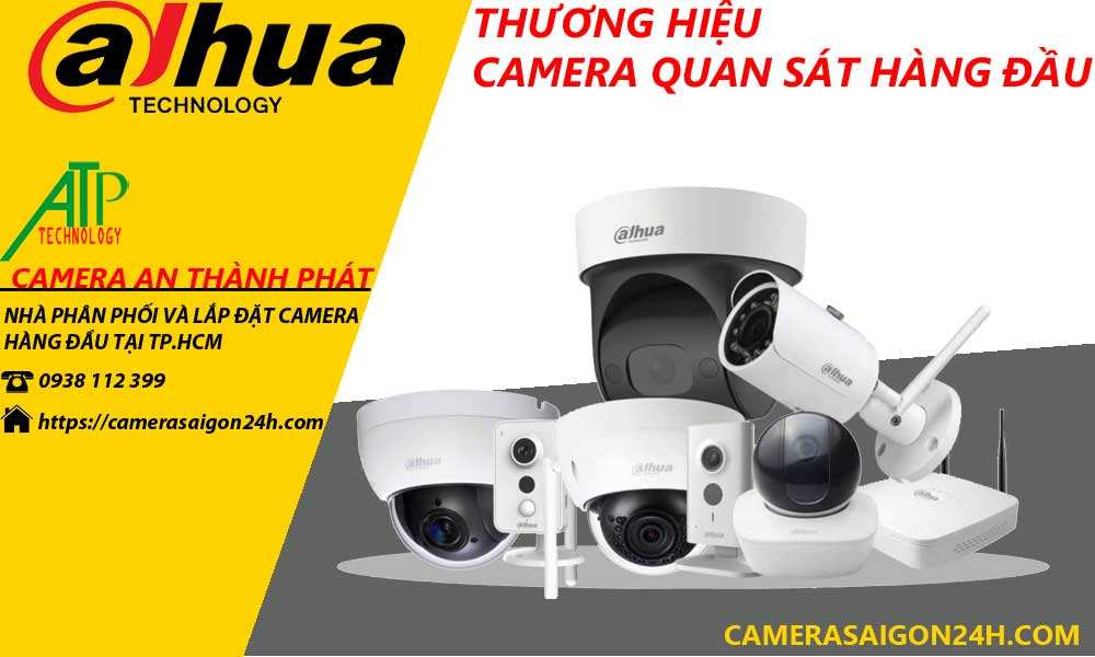 phân phối camera chính hãng giá rẻ dahua